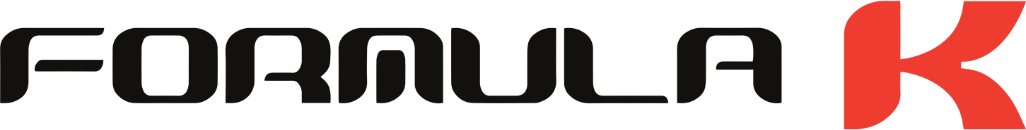 Formula k logo