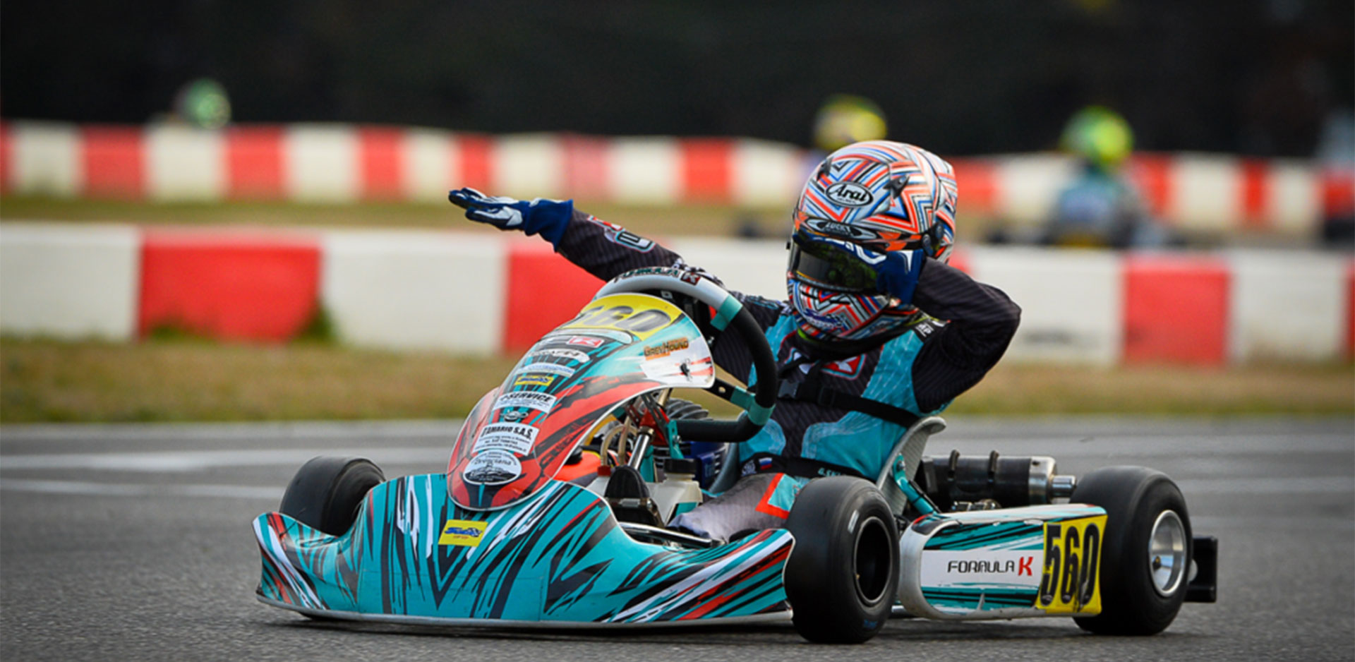Formula K | Skulanov's encore at the WSK Master Series