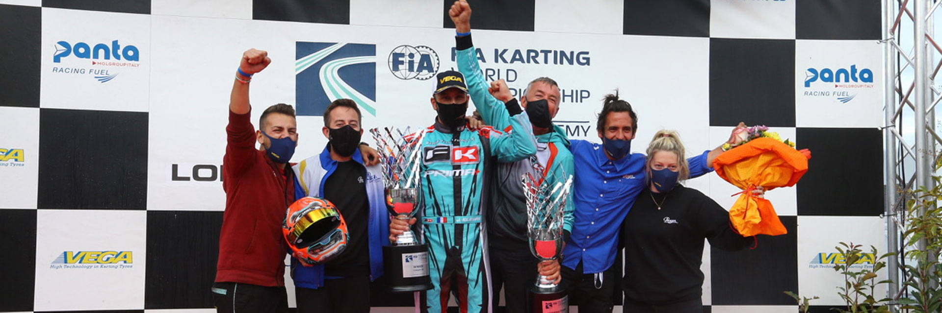 Formula K | Formula K is the KZ World Champion with Jeremy Iglesias